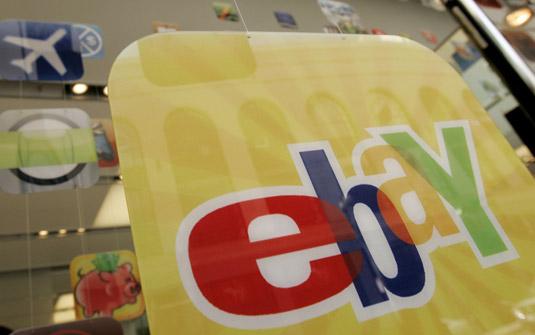 Queda na receita foi causada pelos efeitos do fortalecimento do dólar, segundo o eBay (Foto: Robert Galbraith/Reuters)